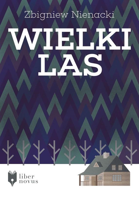 okładka Wielki lasebook | epub, mobi | Zbigniew Nienacki