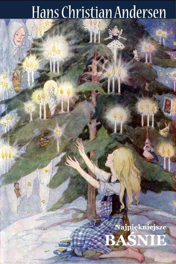 okładka Baśnieebook   epub, mobi   Hans Christian Andersen