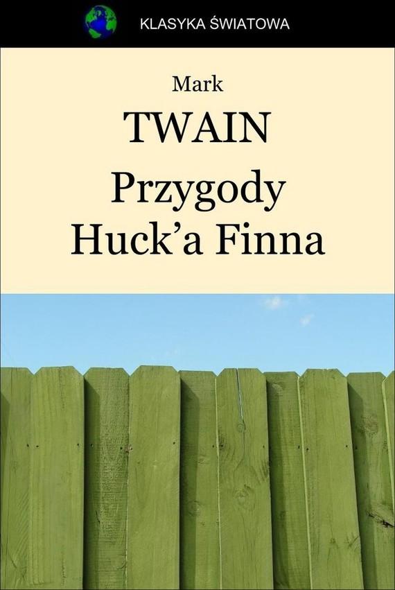 okładka Przygody Huck'a Finnaebook | epub, mobi | Mark Twain