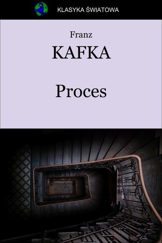 okładka Procesebook | epub, mobi | Franz Kafka
