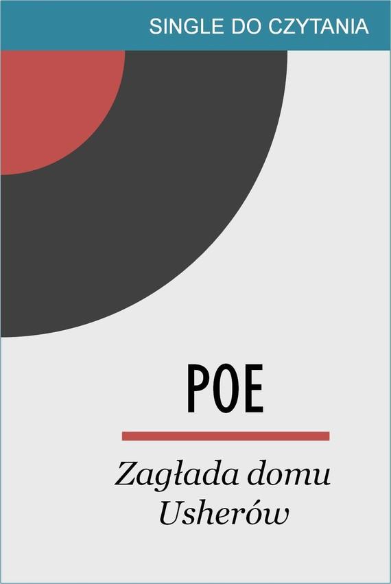 okładka Zagłada domu Usherówebook   epub, mobi   Edgar Allan Poe