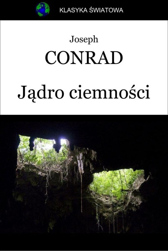 okładka Jądro ciemnościebook | epub, mobi | Joseph Conrad