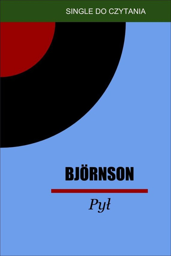 okładka Pyłebook | epub, mobi | Björnstjerne Björnson