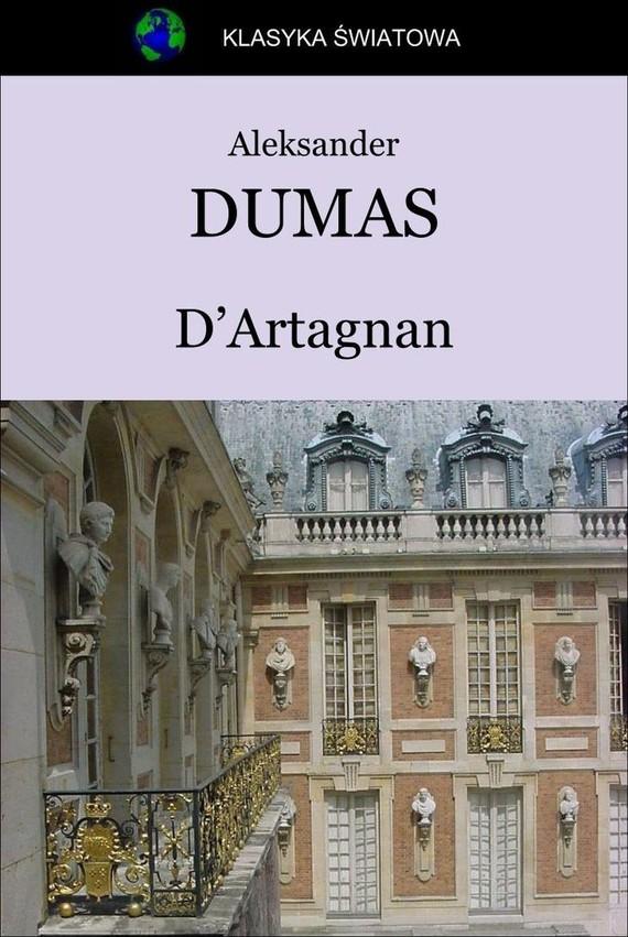 okładka D'Artagnanebook | epub, mobi | Aleksander Dumas (Ojciec)