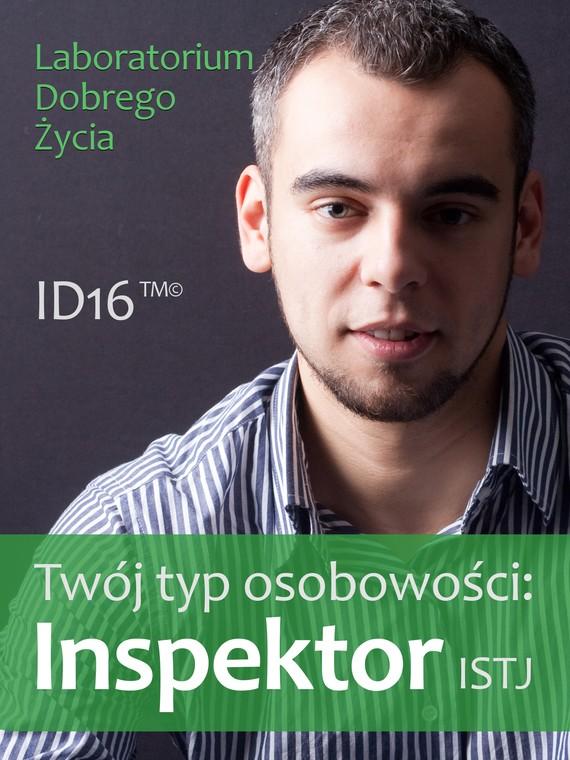 okładka Twój typ osobowości: Inspektor (ISTJ)ebook | epub, mobi | Laboratorium Dobrego Życia (LDŻ)