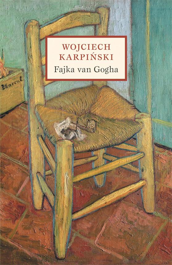 okładka Fajka van Goghaebook   epub, mobi   Wojciech Karpiński