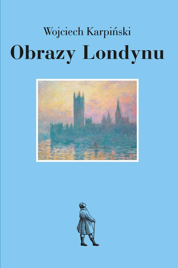 okładka Obrazy Londynuebook | epub, mobi | Wojciech Karpiński