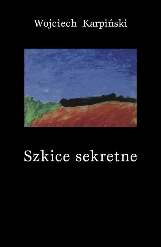 okładka Szkice sekretneebook | epub, mobi | Wojciech Karpiński