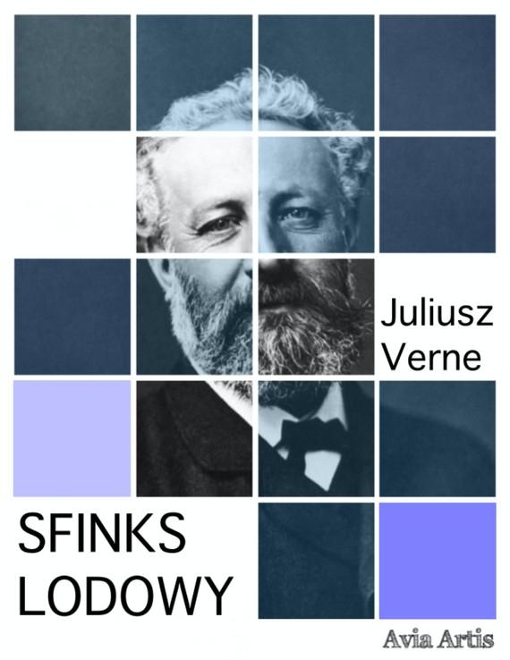 okładka Sfinks lodowyebook | epub, mobi | Juliusz Verne