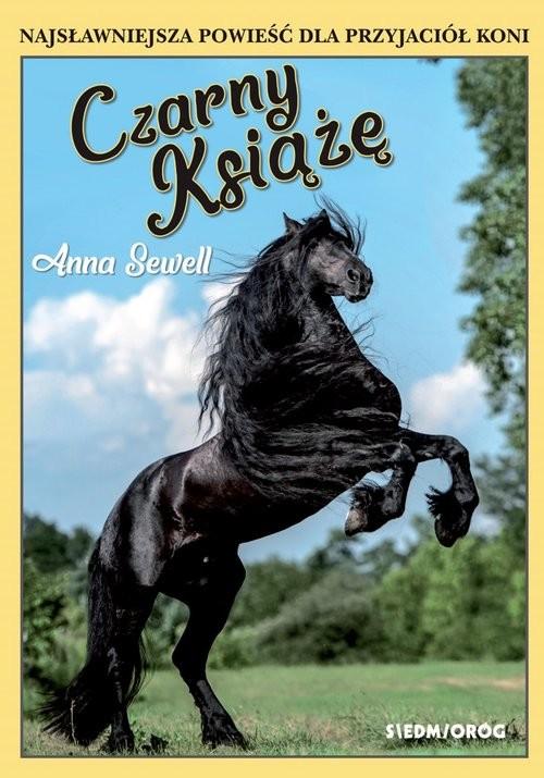 okładka Czarny Książęksiążka |  | Anna Sewell