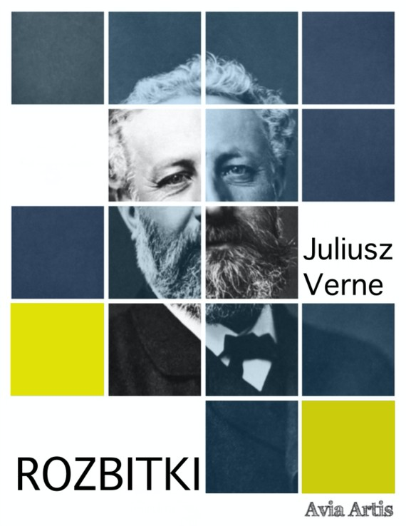okładka Rozbitkiebook | epub, mobi | Juliusz Verne