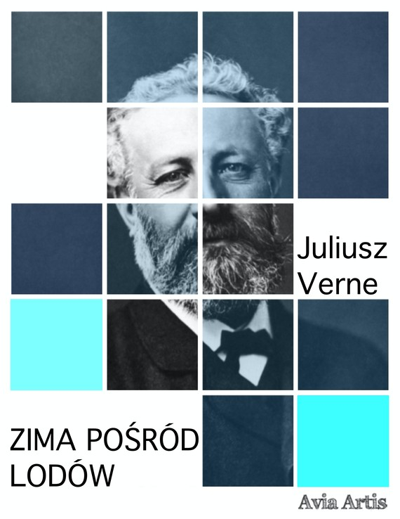 okładka Zima pośród lodówebook | epub, mobi | Juliusz Verne