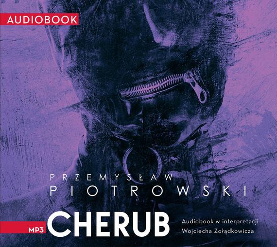 okładka Cherubaudiobook | MP3 | Przemysław Piotrowski