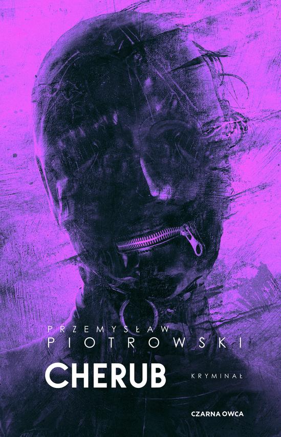 okładka Cherubebook | epub, mobi | Przemysław Piotrowski