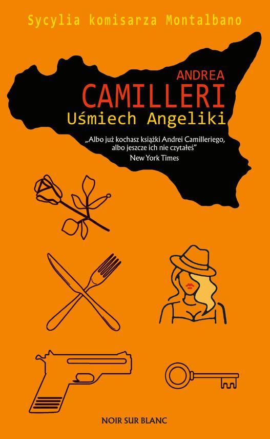 okładka Uśmiech Angelikiebook | epub, mobi | Andrea Camilleri