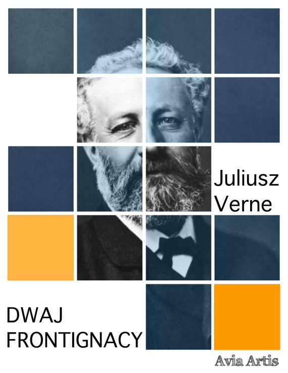 okładka Dwaj Frontignacyebook | epub, mobi | Juliusz Verne