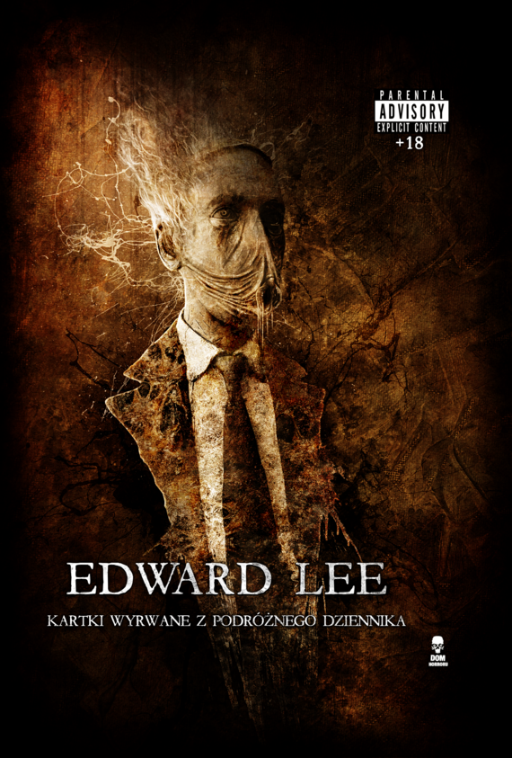 okładka Kartki wyrwane z podróżnego dziennikaebook   epub, mobi   Edward Lee