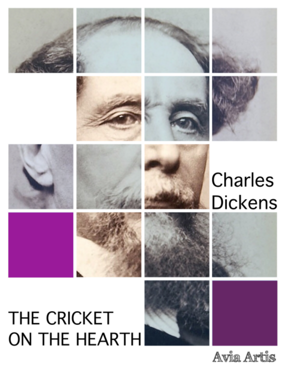 okładka The Cricket on the Hearthebook | epub, mobi | Charles Dickens