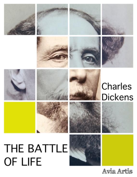 okładka The Battle of Lifeebook | epub, mobi | Charles Dickens