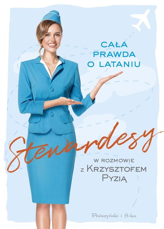 okładka Stewardesyebook   epub, mobi   Krzysztof Pyzia