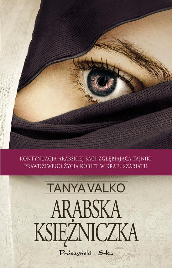 okładka Arabska księżniczkaebook   epub, mobi   Tanya Valko