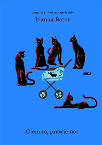 okładka Ciemno, prawie nocksiążka |  | Joanna Bator