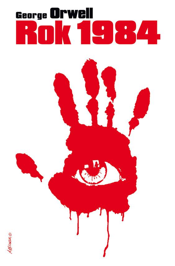 okładka Rok 1984ebook | epub, mobi | George Orwell