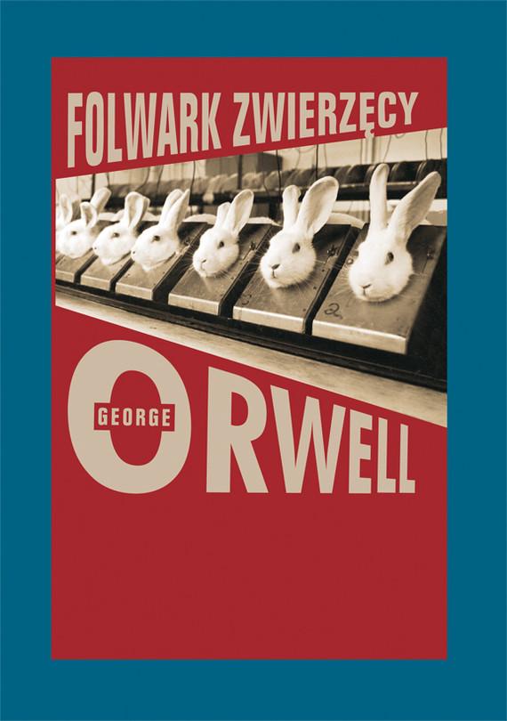 okładka Folwark Zwierzęcyebook | epub, mobi | George Orwell