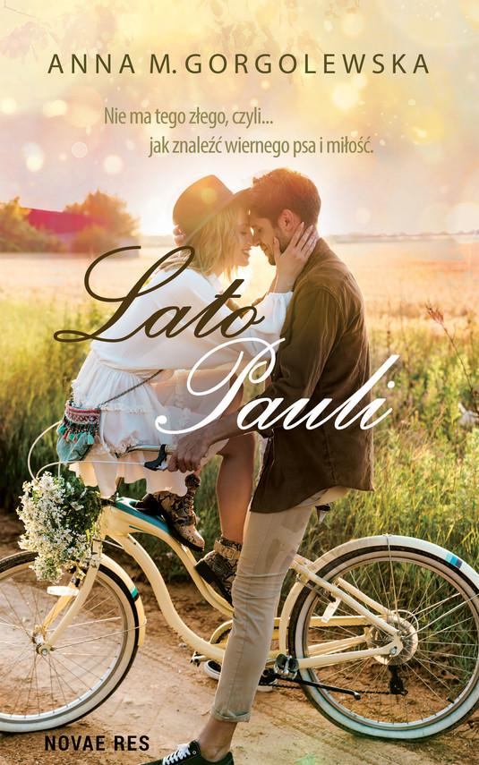 okładka Lato Pauliebook | epub, mobi | Anna M. Gorgolewska