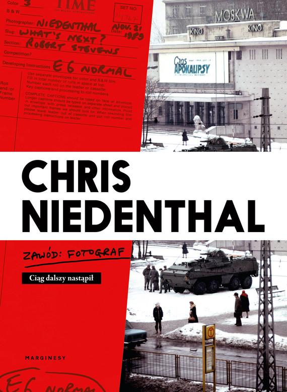 okładka Zawód fotografebook   epub, mobi   Chris Niedethal