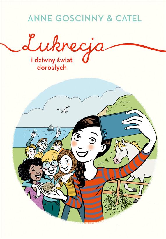 okładka Lukrecja i dziwny świat dorosłychebook   epub, mobi   Anne  Goscinny