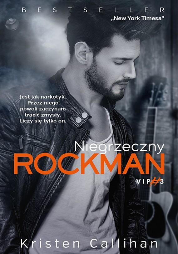 okładka Niegrzeczny rockmanebook | epub, mobi | Kristen  Callihan
