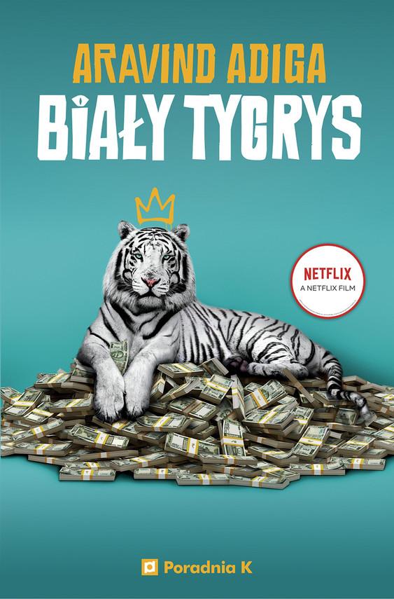 okładka Biały Tygrysebook   epub, mobi   Adiga Aravind