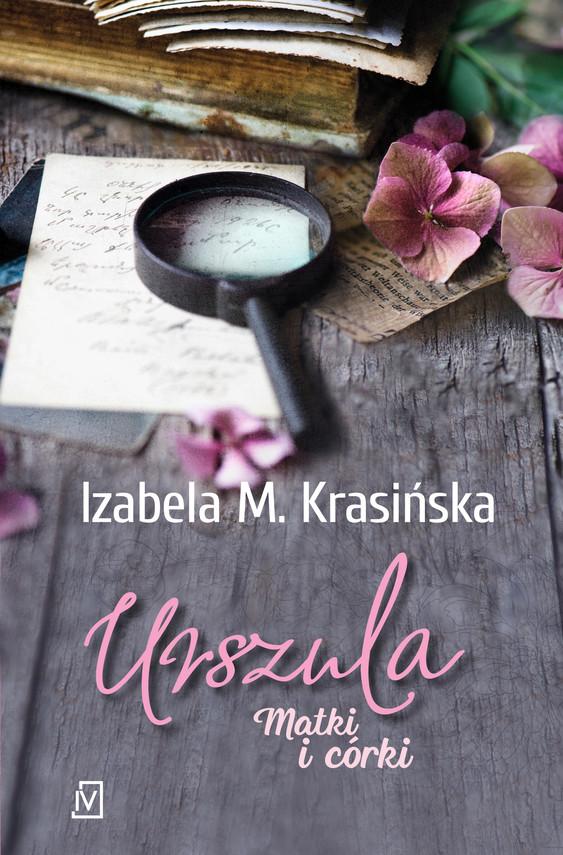 okładka Urszulaebook | epub, mobi | Izabela M.  Krasińska