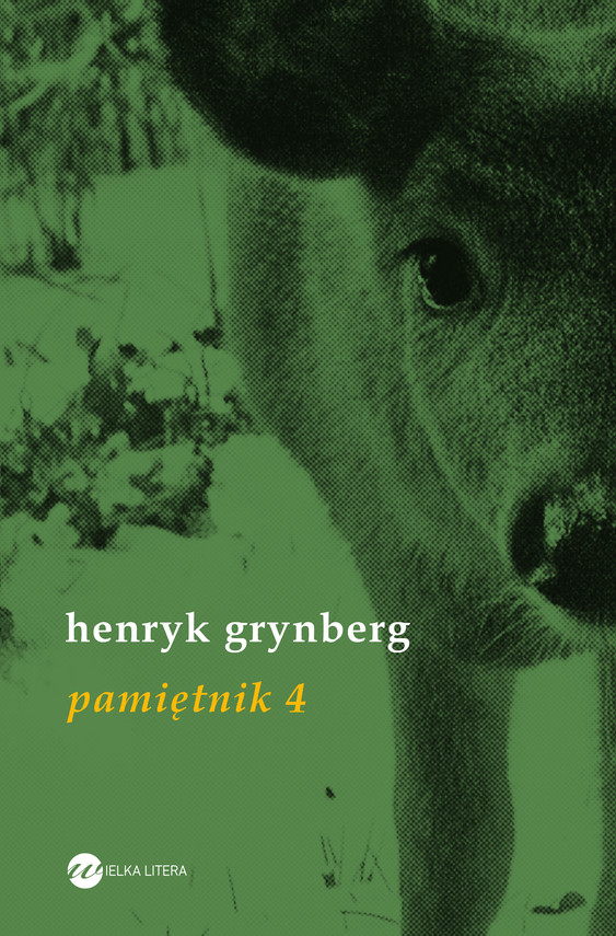 okładka Pamiętnik 4ebook | epub, mobi | Henryk Grynberg
