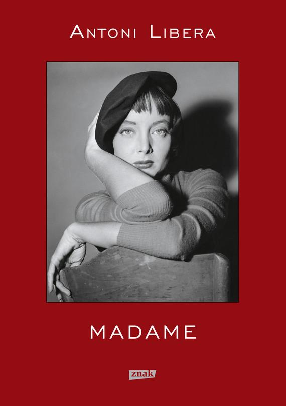 okładka Madame (2021)ebook | epub, mobi | Antoni Libera