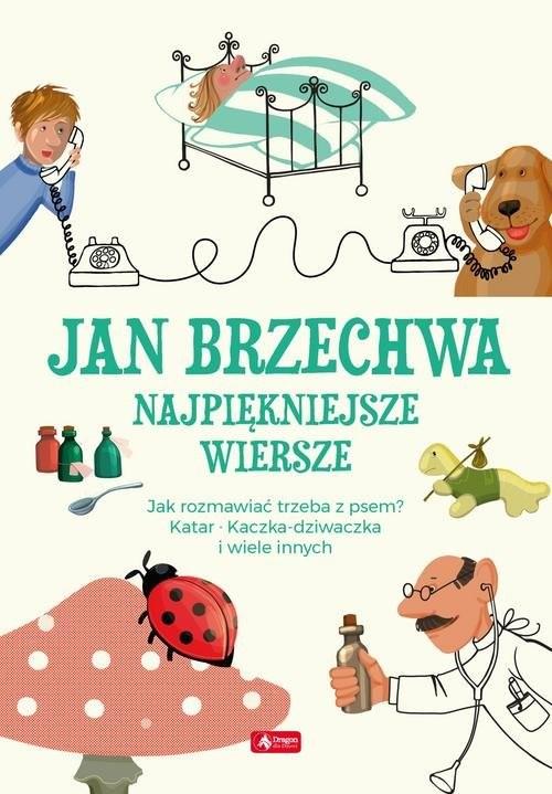 okładka Wierszeksiążka      Jan Brzechwa