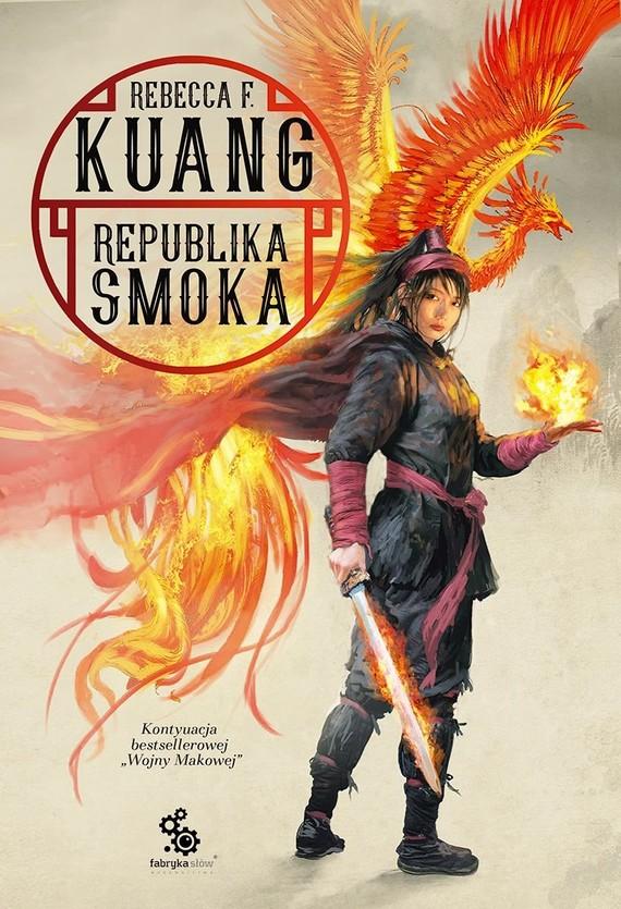okładka Republika smokaksiążka |  | Rebecca F. Kuang