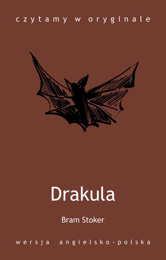 okładka Draculaebook | epub, mobi | Bram Stoker