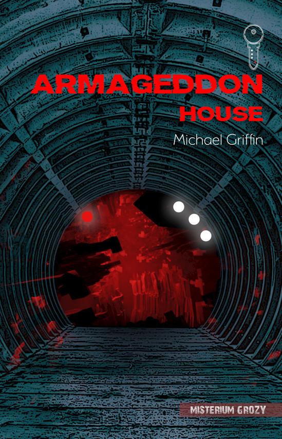 okładka Armageddon Houseebook | epub, mobi | Michael Griffin