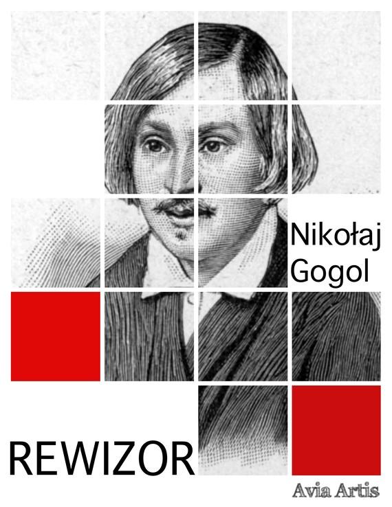 okładka Rewizorebook | epub, mobi | Nikołaj Gogol
