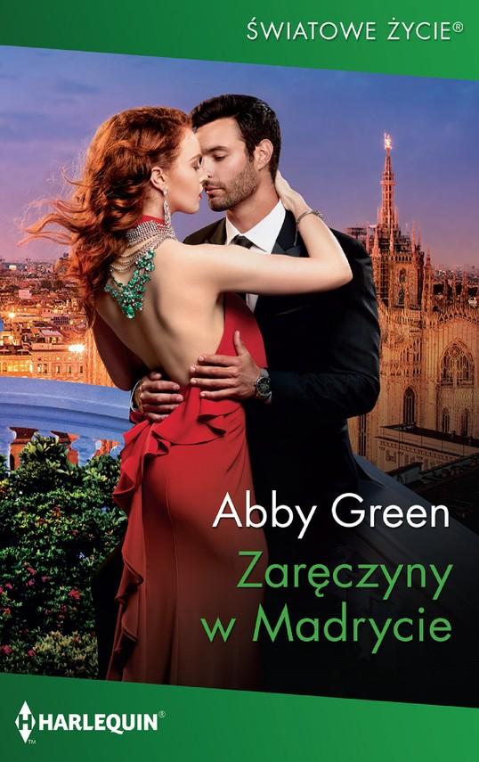 okładka Zaręczyny w Madrycieebook | epub, mobi | Abby Green