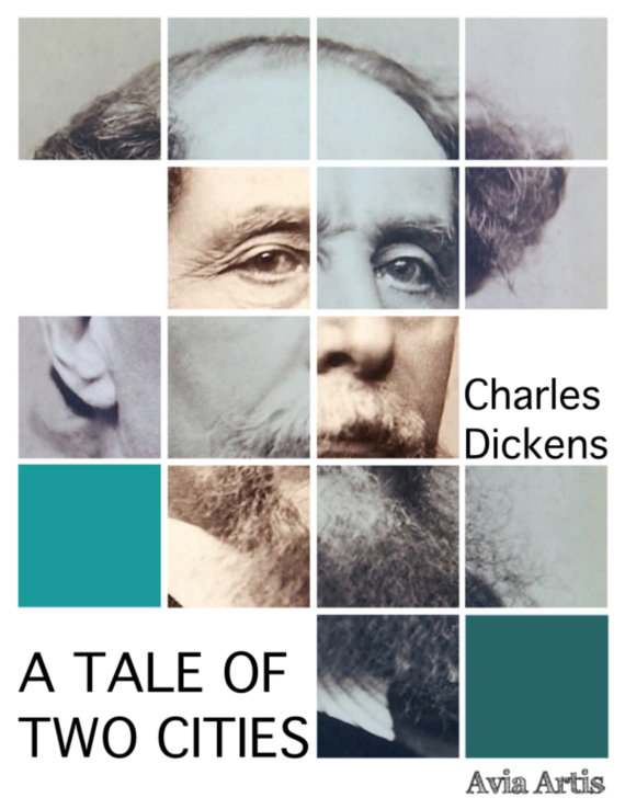 okładka A Tale of Two Citiesebook | epub, mobi | Charles Dickens