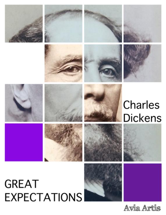 okładka Great Expectationsebook | epub, mobi | Charles Dickens