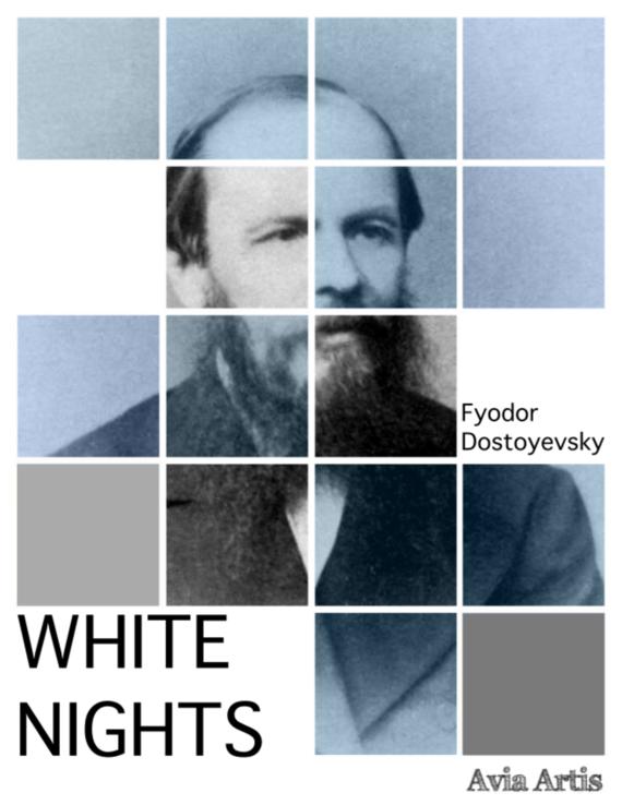 okładka White Nightsebook | epub, mobi | Fyodor Mikhailovich Dostoevsky