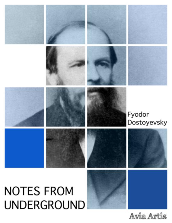okładka Notes from Undergroundebook | epub, mobi | Fyodor Mikhailovich Dostoevsky