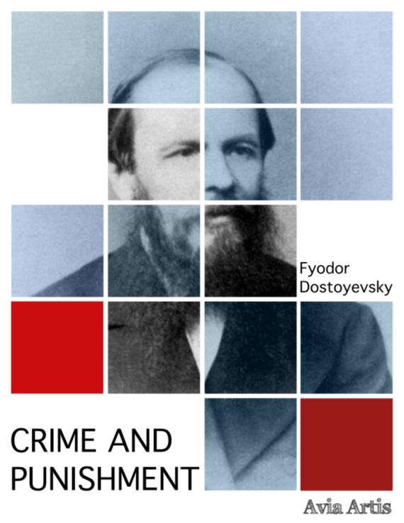 okładka Crime and Punishmentebook | epub, mobi | Fyodor Mikhailovich Dostoevsky