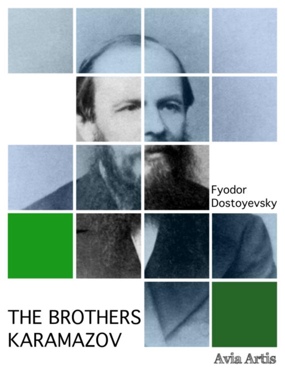 okładka The Brothers Karamazovebook | epub, mobi | Fyodor Mikhailovich Dostoevsky