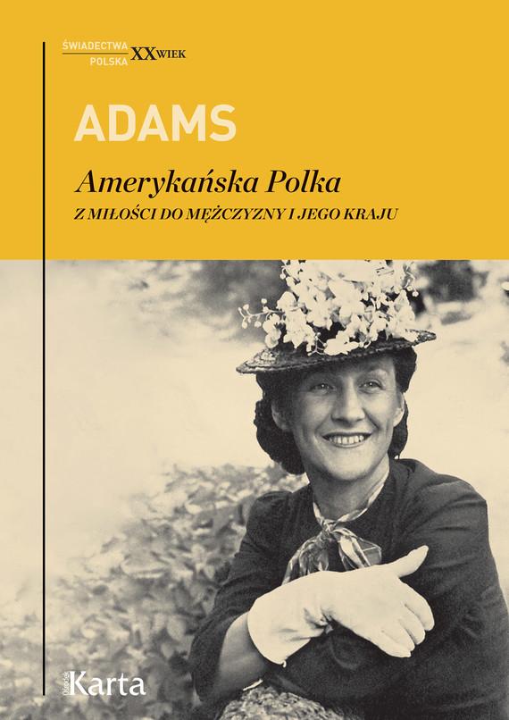 okładka Amerykańska Polkaebook | epub, mobi | Dorothy Adams