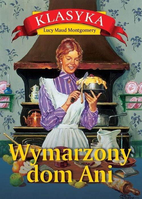 okładka Wymarzony dom Aniksiążka |  | Lucy Maud Montgomery